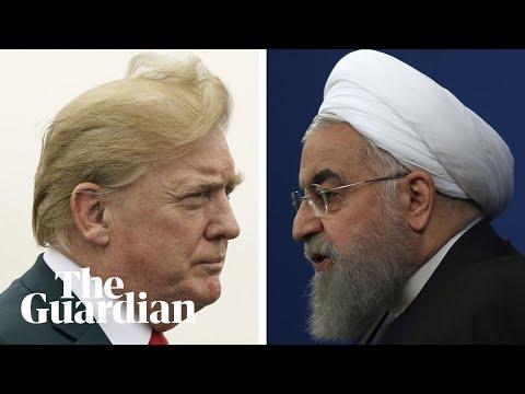 Donald Trump tweets warning for Iran's leader
