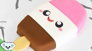 Neapolitan Ice Cream Cake | Kawaii | Cake Art | Koalipops