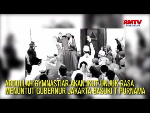 Video Aa Gym Buat Surat Wasiat Sebelum Demo Tuntut Ahok