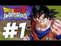 Stop Kidnapping My Son Dragon Ball Z: Infinite World pa
