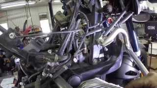 8. 2003 BMW 1150GS ADVENTURE CLUTCH REPLACEMENT