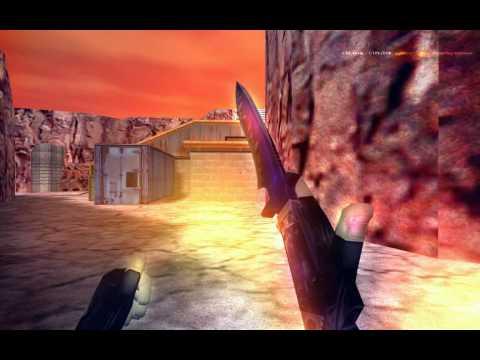 геймплей Counter-Strike 1.6 Antology