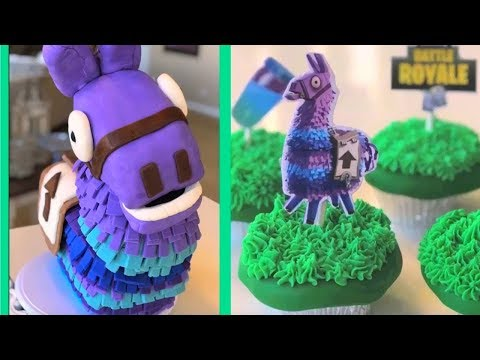 *Amazing* Cake Compilation Fortnite Cakes & Cupcakes