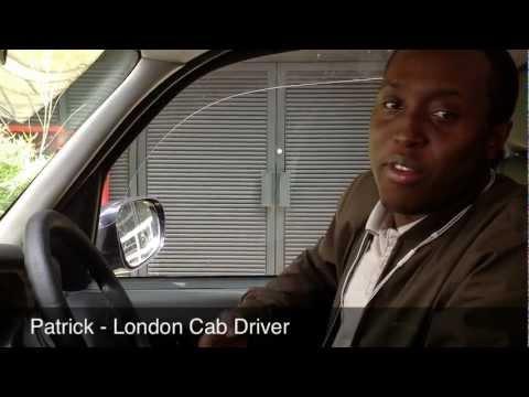 Patrick - Taxi Driver
