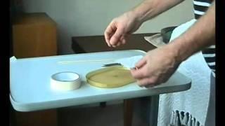 Sunday Science 3: Sugar Motorised Rocket (Making)
