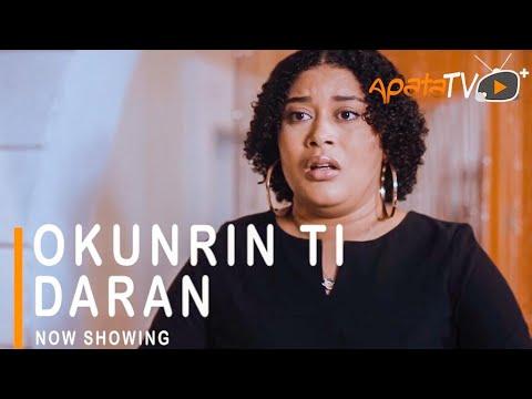 Okunrin ti Daran Latest Yoruba Movie 2021 Drama Starring Adunni Ade | Sanyeri | Toyin Adegbola