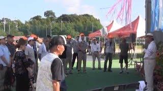 第21回羽黒夏祭り21祭り会場~来賓挨拶