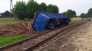 Film do artykułu: Katastrofa kolejowa na...