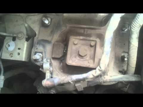 Подушка двигателя форд мондео 3 задняя фото