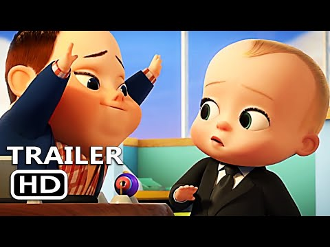 The Boss Baby 2   Back in Business  official FIRST LOOK & trailer 2021   HD by MD Series
