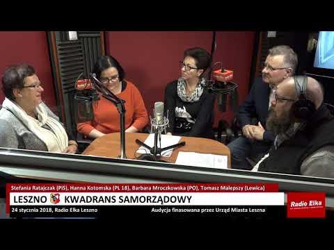 Wideo1: Leszno Kwadrans Samorządowy 02/2018