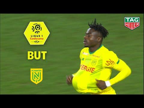 But Moses SIMON (68') / FC Nantes - Paris Saint-Germain (1-2)  (FCN-PARIS)/ 2019-20