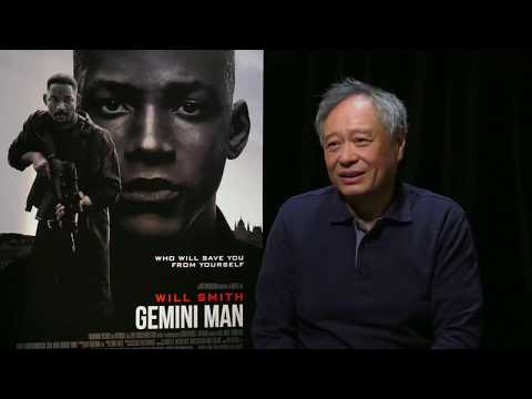 Superstar director Ang Lee talks Gemini Man and breaking technological ground
