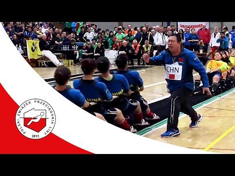 Halowe Mistrzostwa Świata 2016 - W540kg