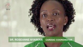 The Mater Heart Run 2016 - Sr. Roseanne Nyabera, Cardiac Coordinator, The Mater Hospital