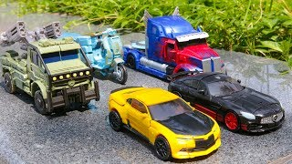 Nonton Transformers 5 2017 Tlk Autobots Optimus Prime Bumblebee Hound Drift Sqweeks Hound Car Robot Toys Film Subtitle Indonesia Streaming Movie Download