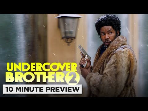 Undercover Brother 2 | 10 Minute Preview | Own it now on Blu-ray, DVD, & Digital