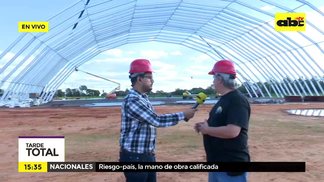 "Preparan ""Séptimo día"" en Paraguay"