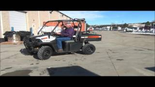 5. 2011 Bobcat 3400 utility vehicle for sale | sold at auction December 30, 2015
