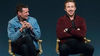 Nonton Ryan Gosling And Matt Smith  Lost River Interview Film Subtitle Indonesia Streaming Movie Download