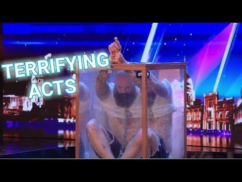 TOP 3 TERRIFYING performances on Got Talent! - Thời lượng: 9 phút, 35 giây.