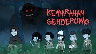 Download Video Cerita Pramuka - Kemarahan Genderuwo, ft Wowo dan Teman - teman | Kartun Hantu - Rizky Riplay MP3 3GP MP4