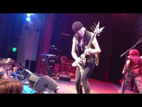 Michael Schenker Live - Feb13, 2014 - Rock Bottom. Campbell CA.