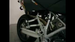 2. 2006 KTM SUPERMOTO 950