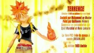 Figurine Terrence by Tsume en vidéo !