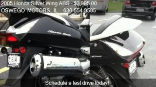 6. 2005 Honda Silver Wing ABS FSC600A5 for sale in Oswego, IL 6