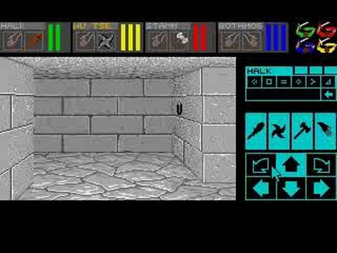 Dungeon Master : Chaos Strikes Back Atari