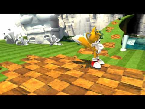 Sonic Generations - Part 1 [RAW}