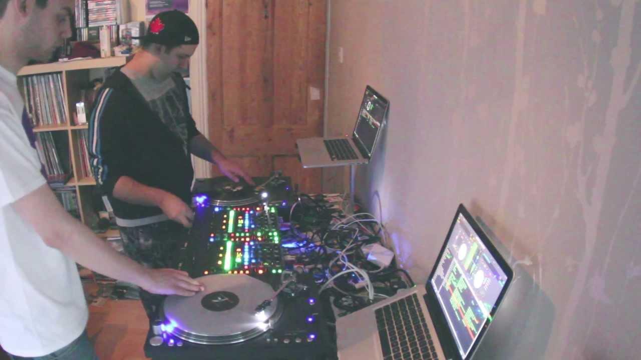 Jon1st @ DJ Vekked Scratch Session 2014