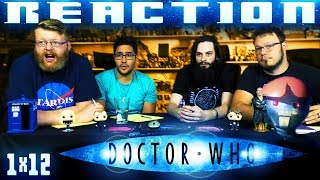 Eric Shane Calvin and Aaron react to and discuss series 1 episode 12 of Doctor Who Bad Wolf Amazon Links to the stuff on our table: Tardis Funko POP: http://...