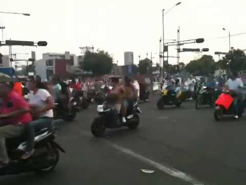Las motos de tepito
