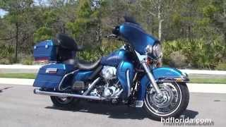 10. Used 2010 Harley Davidson Electra Glide Classic Motorcycles for sale - Destin, FL