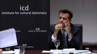 Vangelis Vitalis, Amb. of New Zealand to the EU (speaking in a personal capacity)