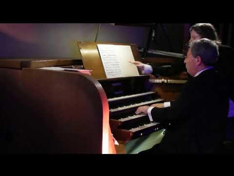 Музыка соборов мира: Марко Д'Авола (орган, Италия). 19 февраля 2020 года. Концерт в Соборе