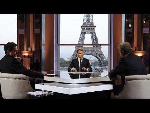 Macron sieht Militärschläge in Syrien als