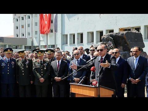 Ερντογάν: «Αντί η Δύση να εξυμνεί την Τουρκία στηρίζει τους πρωταίτιους»