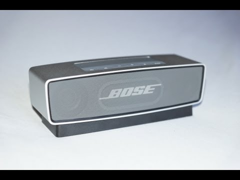 Bose SoundLink Mini Unboxing & Review