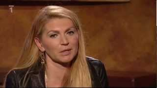 Martina Formanová V Talkshow Karla Šípa Všechnoparty / Martina Forman On Karel Sip Show
