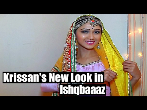 Krissan aka Romi's new look in Ishqbaaaz