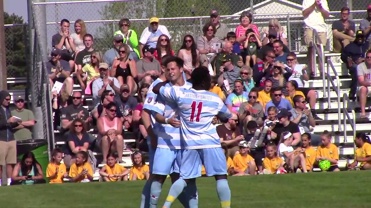 Lansing United 2-2 Michigan Stars 22 May 2016