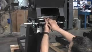 Instructional: Conveyor Belt Assembly