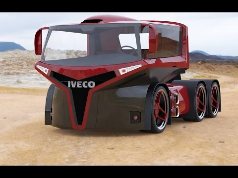 Iveco concept Truck v1.0 initial