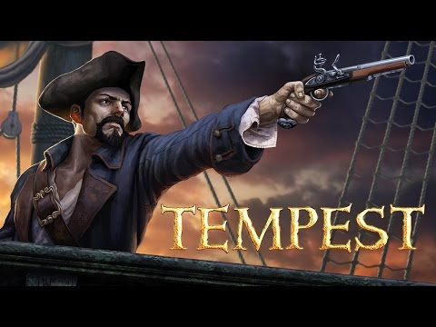 Tempest Pirate Action RPG gameplay