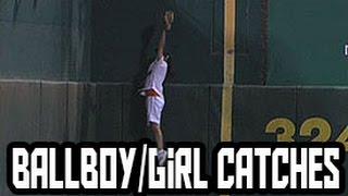 Video MLB: Ball-Boy/Girl Catches (HD) MP3, 3GP, MP4, WEBM, AVI, FLV Juni 2019