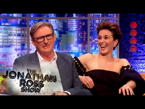 Line of Duty's Vicky McClure Always Gets The Script First! | The Jonathan Ross Show