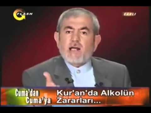 Ali Rıza Demircan Alkolün Faydaları Üzerine    xvid
